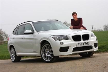 BMW X Estate Review Parkers - 2012 bmw x1