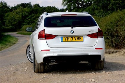BMW X Estate Review Parkers - 2009 bmw x1