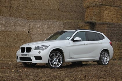 BMW X Estate Review Parkers - Bmw 1x for sale