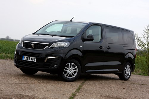 7cb042c64 Peugeot Traveller - all you need to know | Parkers