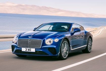 Bentley Continental Gt Coupe From 2003 Specs Dimensions Facts