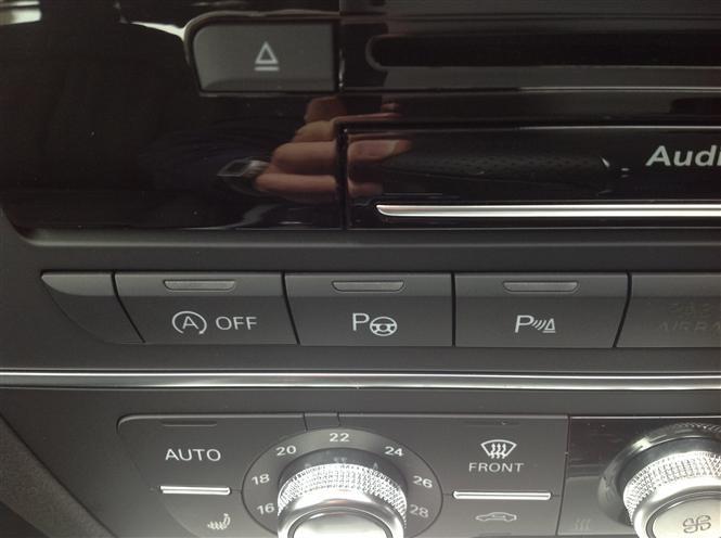 Audi A Hidden Secrets Revealed Parkers - Audi self parking