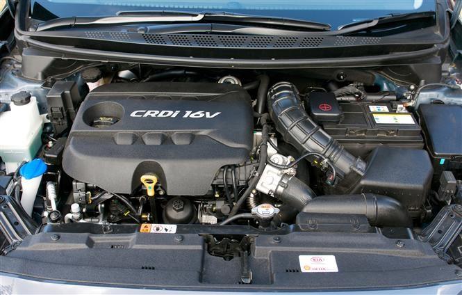 ... Kia Ceed Engine ...