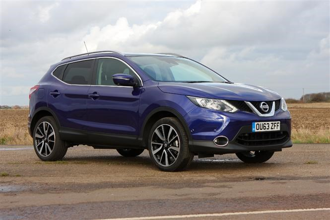 nissan qashqai which version is best parkers autos post. Black Bedroom Furniture Sets. Home Design Ideas