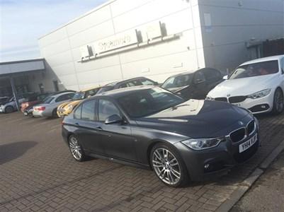 BMW 320d M Sport : Adaptive headlights | Parkers