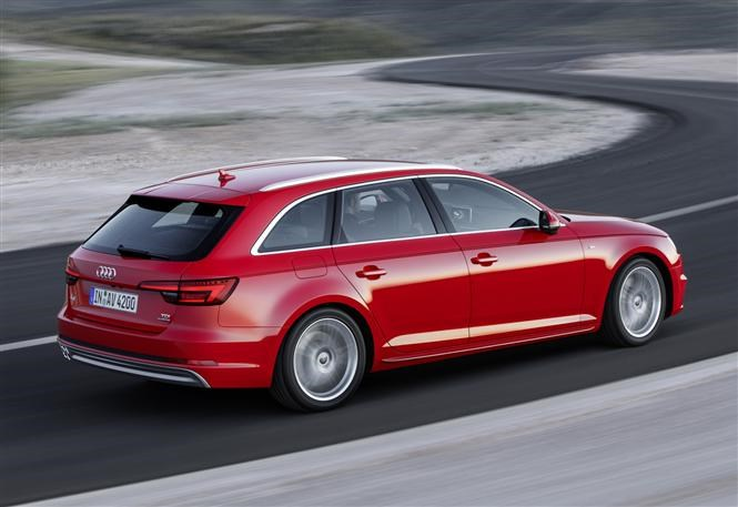 Audi A Avant Expected In Early Parkers - Audi a4 avant car cover