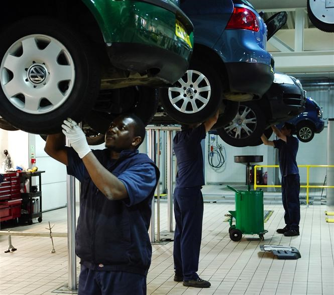 Car Repair Warranty Law Uk