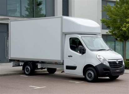 Vauxhall shows off its Movano 'Approved' conversions | Parkers
