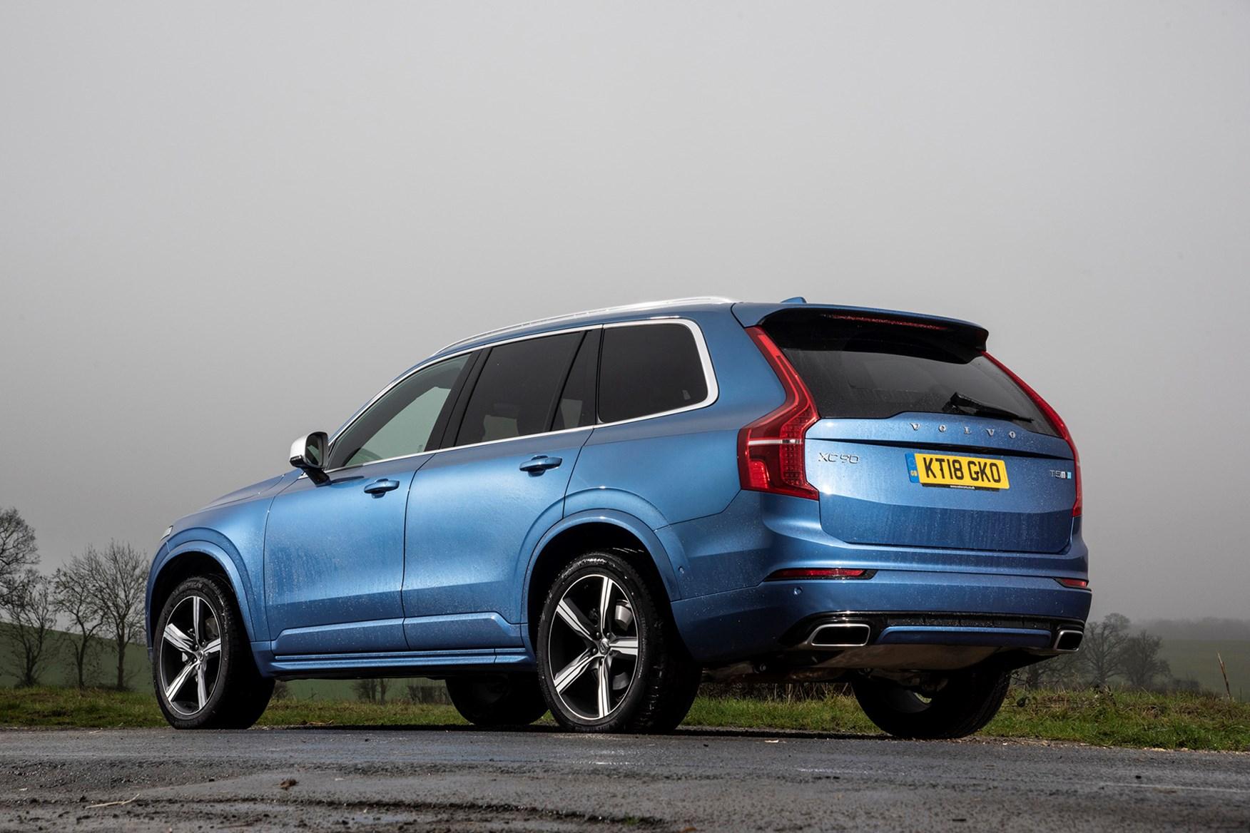 Volvo XC90 rear