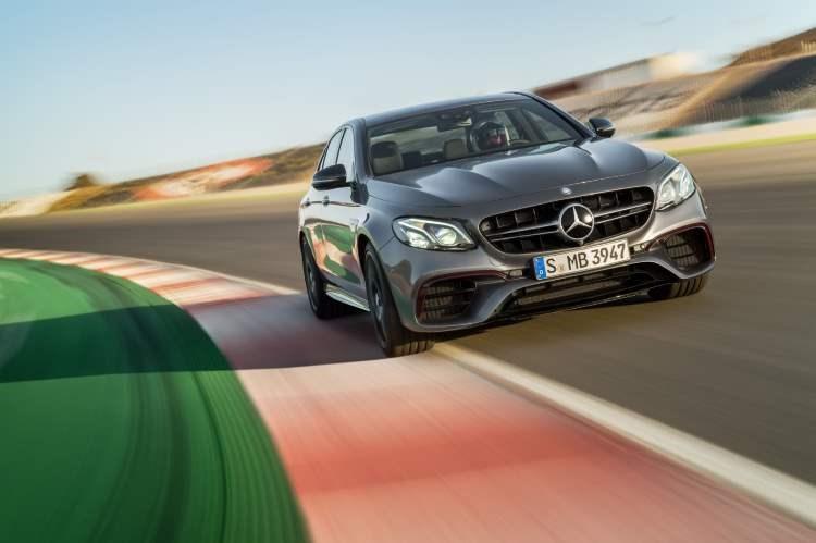 Mercedes-AMG E-Class Saloon