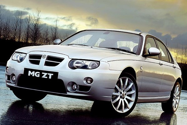 MG ZT Saloon (04-05) - rated 3.5 out of 5