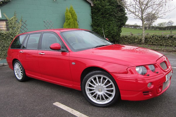 mg zt estate from 2001 used prices parkers. Black Bedroom Furniture Sets. Home Design Ideas
