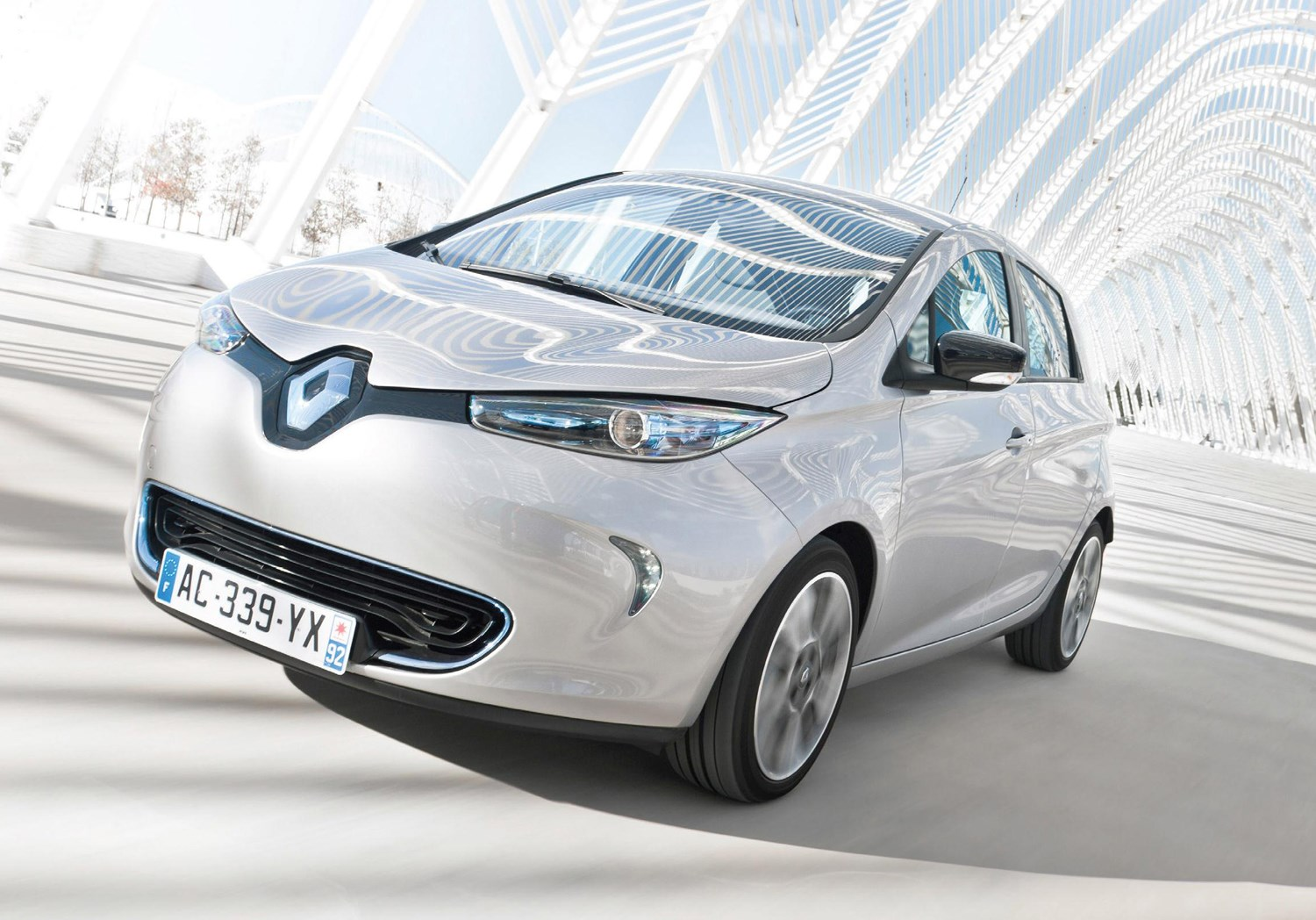 Renault Zoe Hatchback Review Parkers