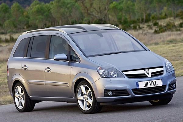 Vauxhall Zafira (2005 - 2014) Used Prices