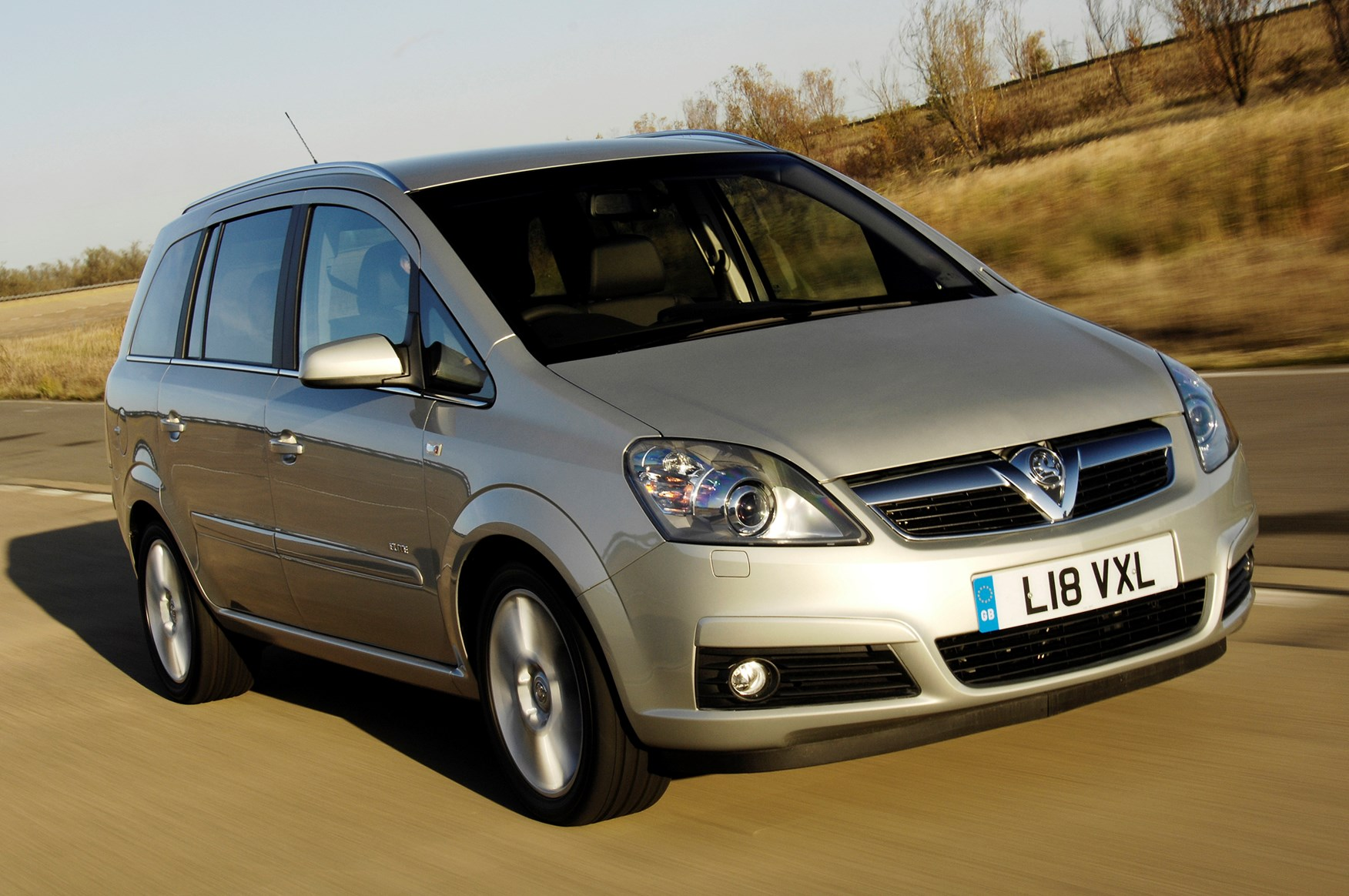 vauxhall zafira estate 2005 2014 photos parkers. Black Bedroom Furniture Sets. Home Design Ideas