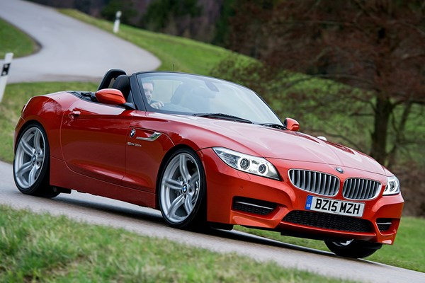 Bmw Z4 Roadster 09 17 Rated 4 5 Out Of