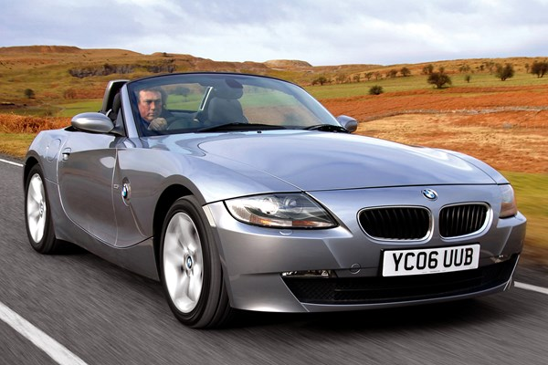 Bmw Z4 Roadster From 2003 Used Prices Parkers