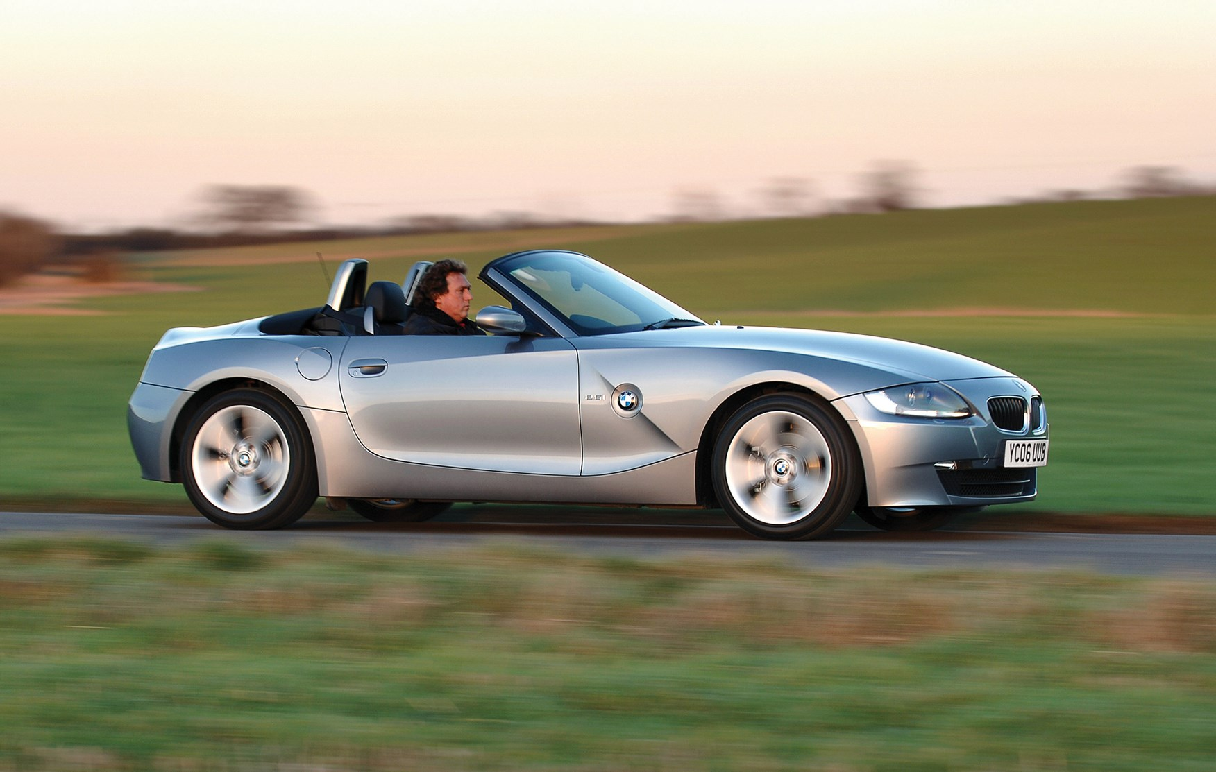 Bmw Z4 Roadster 2003 2008 Photos Parkers
