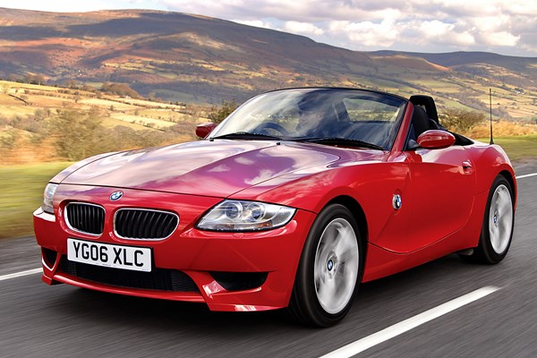 BMW Z4 M Review (2006 - 2008) | Parkers