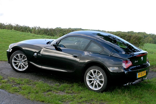 Bmw Z4 Coupe From 2006 Used Prices Parkers