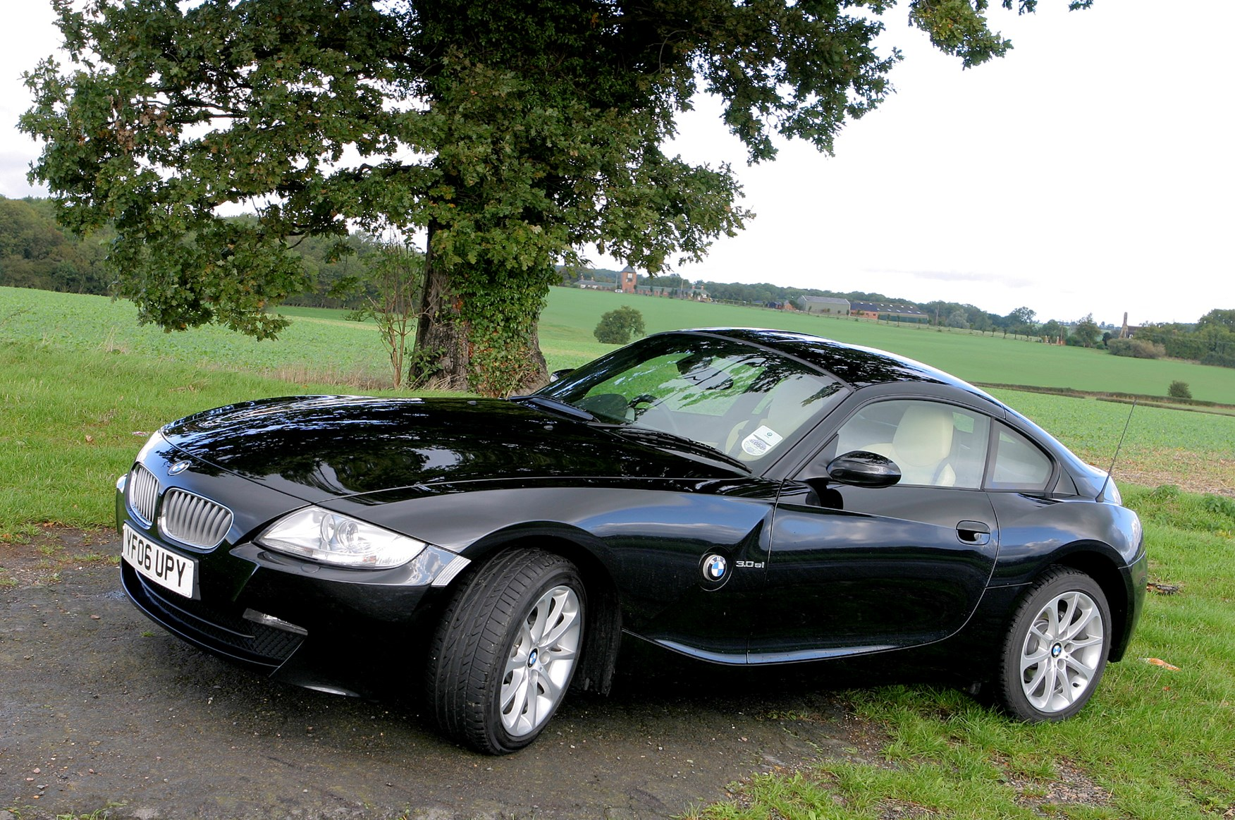 Bmw Z4 Coup 233 Review 2006 2008 Parkers