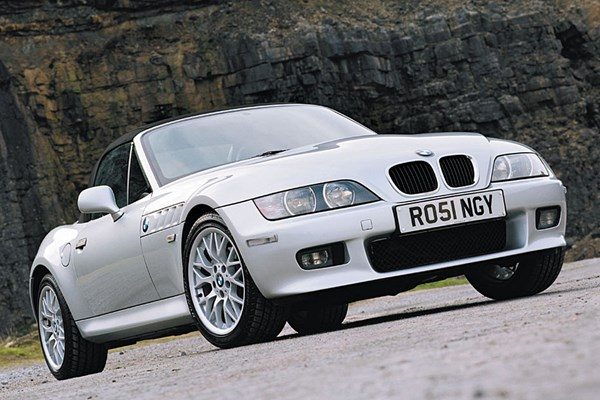 BMW Z3 Roadster (1996 - 2002) Used Prices