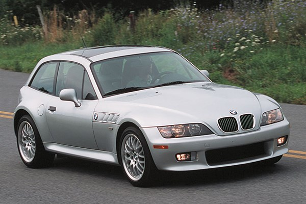 Bmw Z3 M Coup 233 From 1998 Used Prices Parkers