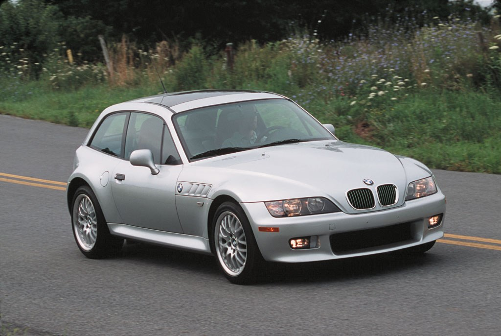 Bmw Z3 M Coup 233 Review 1998 2002 Parkers