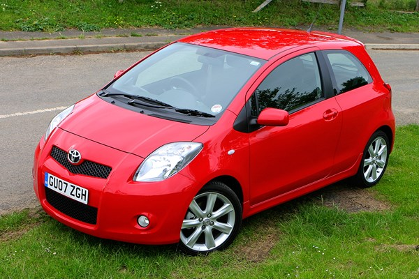 Toyota Yaris SR (2007 - 2009) Used Prices