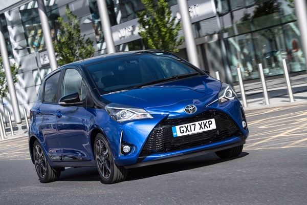 Toyota Yaris (11 On)   Rated 3.9 Out Of 5