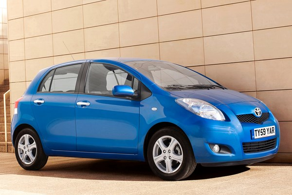 Toyota Yaris Hatchback (2006 - 2011) Used Prices