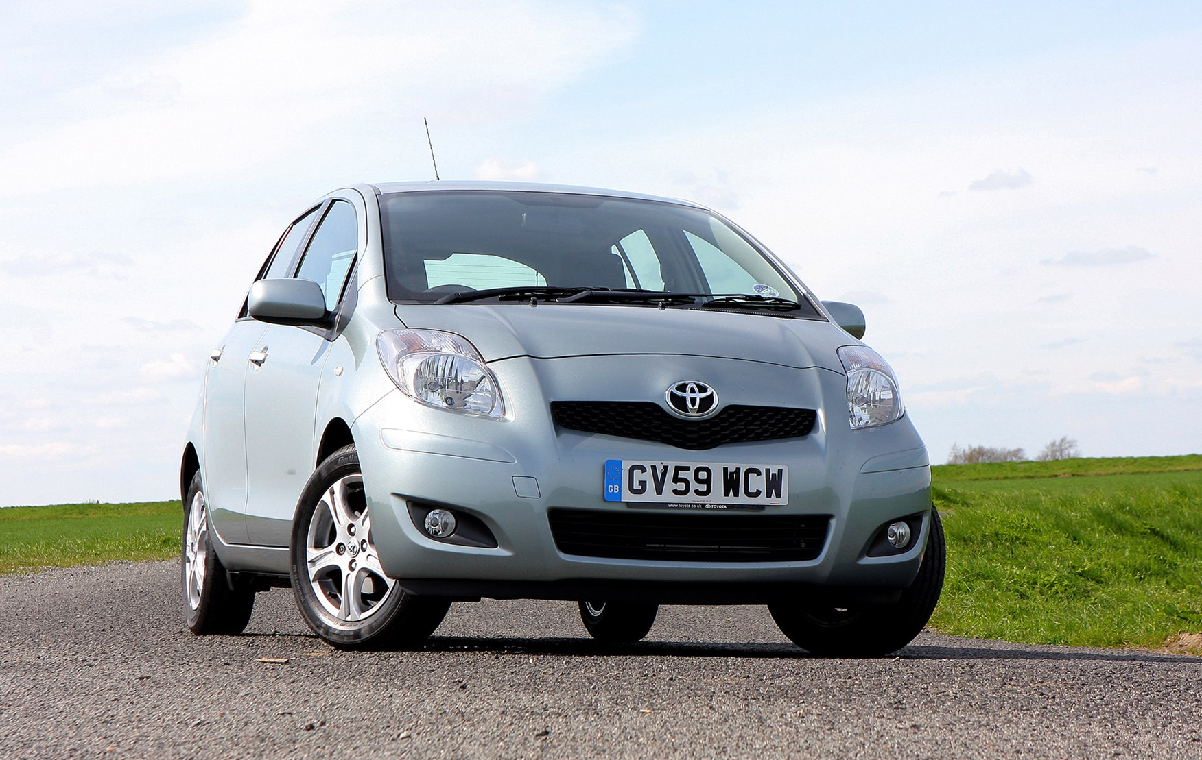 Toyota Yaris Hatchback Review (2006 - 2011) | Parkers