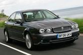 Jaguar 2008 X-Type Saloon