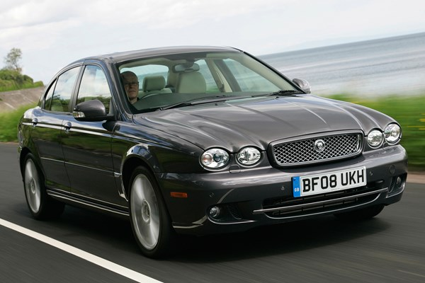 Jaguar 2008 X Type Saloon