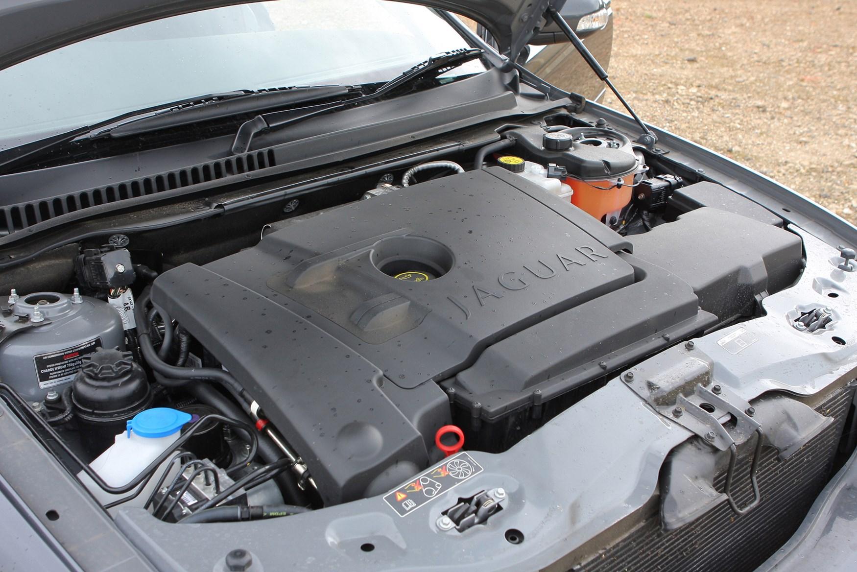 B B E Ea Bb B on Used 2009 Jaguar X Type 2 0d Se