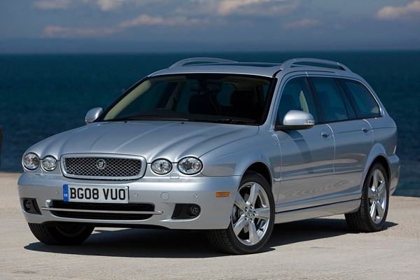 Jaguar X-Type Estate (04-10) - rated 3.5 out of 5