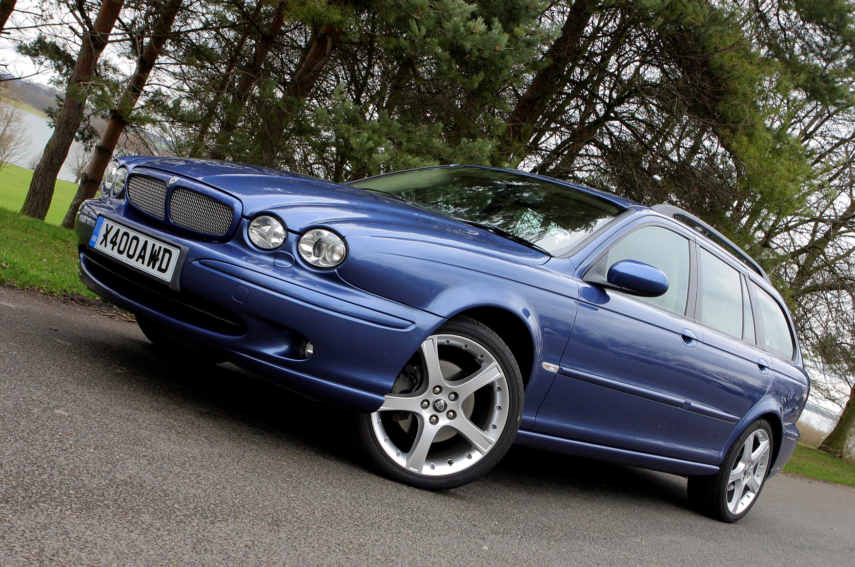 Jaguar X Type Estate 2004 2010 Photos Parkers