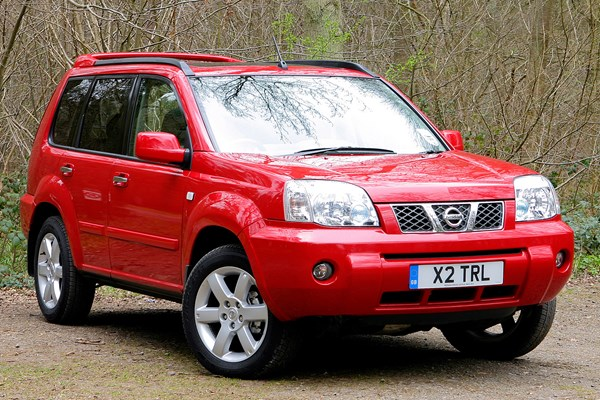 nissan x trail station wagon from 2001 used prices parkers. Black Bedroom Furniture Sets. Home Design Ideas
