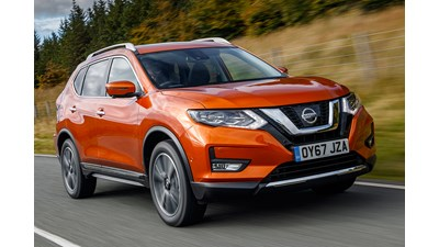 Nissan X-Trail 4x4 N-Connecta 1.3 DIG-T 160 DCT auto (7-Seat Upgrade) 5d