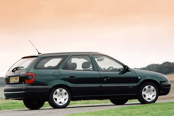 Citroën Xsara Estate (2000 - 2004) Used Prices