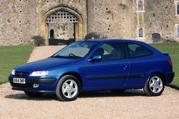 Citroën Xsara Coupé (1998 - 2000) Used Prices