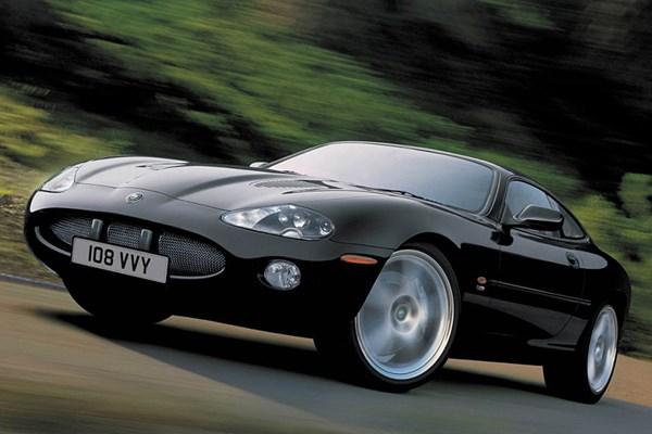 Jaguar 1996 XK8 Coupe