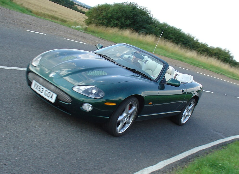 xk jaguar auto consumer used convertible guide series