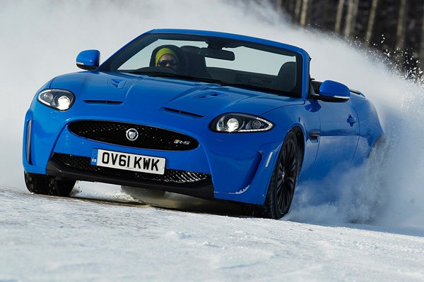 Jaguar Xk R S Convertible 12 14 Rated 4 5 Out Of