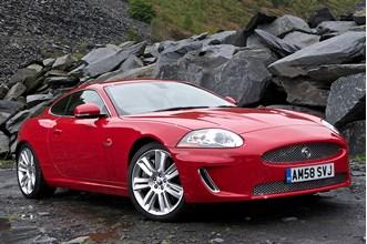 Attractive Jaguar 2008 XKR