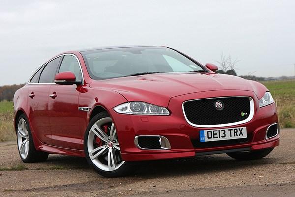 Jaguar 2013 XJR