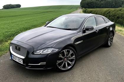 Jaguar XJ Saloon (2010 Onwards) Used Prices
