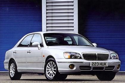 Hyundai XG30 (2000   2003)
