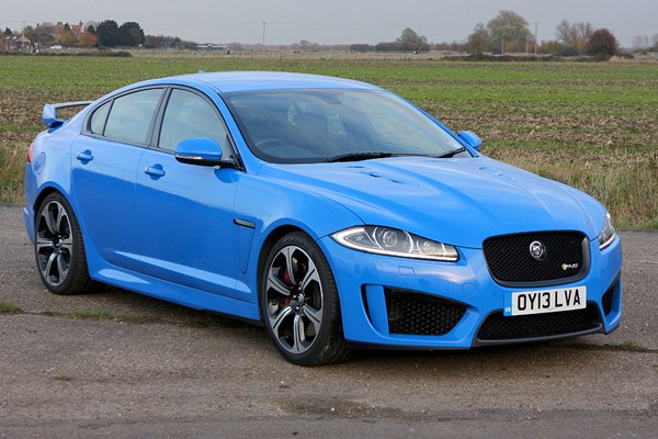 Jaguar XF R-S Review (2013 - 2015) | Parkers