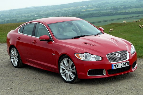 Jaguar XF R (09 15)   Rated 4.5 Out Of 5